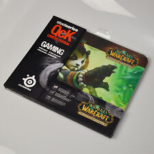 SteelSeries QcK LIMITED EDITION GAMING Mouse Pad WoW Mists of Pandaria OVP