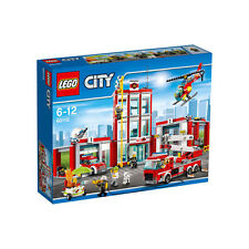 LEGO City Fire Station (60110) Brand New In Sealed Box **SAME DAY DESPATCHED**