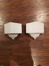 "Crown Moulding Colossal Outside Corner Transitions Up To 6"" Crown Molding 2 Pack"