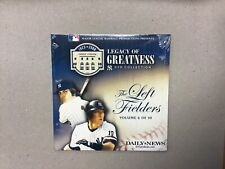 2008 Daily News New York Yankees Legacy of Greatness DVD The Left Fielders