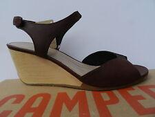 Camper Laura 21268 Chaussures Femme 41 Sandales Espadrilles Ballerines Neuf UK8