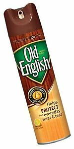 Old English Furniture Polish, Lemon 12.5 oz Can