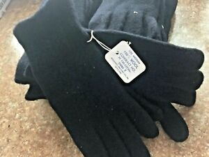 """US MADE """" WOOL GLOVE LINERS """" - COLD WEATHER -  BLANK - MILITARY GLOVES"""