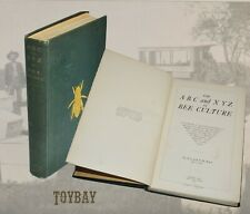 ABC and XYZ OF BEE CULTURE 1913 Edition ~ A.I. Root Medina Ohio ~ Beekeeping
