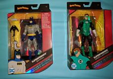 DC MULTIVERSE SuperFriends GREEN LANTERN & BATMAN  Super Friends