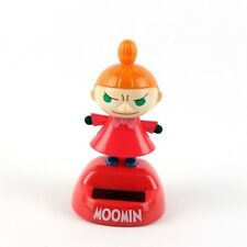 Little My Moomin Nohohon Solar Figure Limited RARE Gift Present Toys Kids NEW