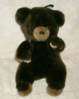 "12"" VINTAGE 1983 TEDDY BEAR BACK PACKERS CHILDE PLAY STUFFED ANIMAL PLUSH TOY"