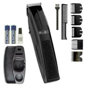 Groom Ease Cordless Wahl Facial Hair Clipper Performer Trimmer kit ,11 Piece kit