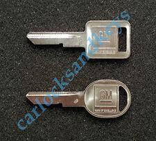 1971, 1975, 1979, 1983-1985 Chevrolet Chevy Corvette Key blanks