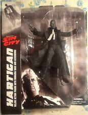 Sin City Diamond Select PX Hartigan Action Figure MINT Bruce Willis