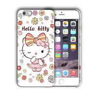 Animation Hello Kitty Iphone 4 4s 5 5s 5c SE 6 6s 7 8 X XS Max XR Plus Case 03