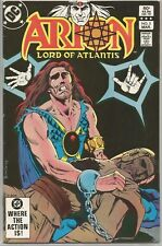 Arion : Lord of Atlantis #6 : DC Comics : March 1983
