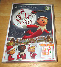 The Elf on the Shelf Presents An Elf's Story (DVD, 2011) - BRAND NEW