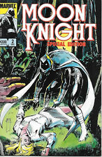 Moon Knight Special Edition Comic Book #2, Marvel Comics 1983 VERY FN/NEAR MINT