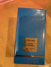 TOM FORD Costa Azzurra Eau De Parfum Decanter Unisex Fragrance 8.4 oz Sealed Box