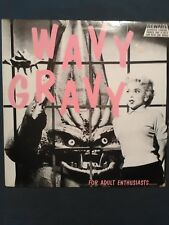 VARIOUS wavy gravy - For Adult enthusiasts - Label: BEWARE LP  Grade: VG+