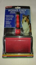 Four Paws Ultimate Touch Slicker Wire Brush With Non Slip Grip Large