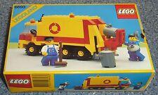 Lego 6693 - Müllauto von 1987 - Komplett mit OVP