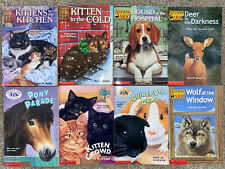 Animal Ark Paperback 8 Book Lot Children's Books Kids Scholastic Set Pets Baglio
