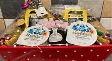 Afternoon Tea Gift Hamper Clotted Cream  Scones Jam Coffee Tea Butter