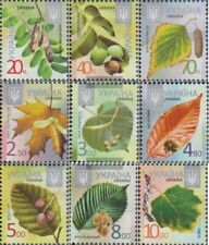 Ukraine 1212A I-1220A I (complete issue) unmounted mint / never hinged 2012 Tree