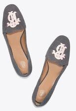 Tory Burch Heather Gray Antonia Loafer Womens size 7 NEW