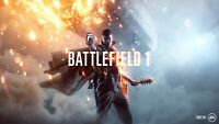 Battlefield 1 Origin Key PC Region Free BF 1 Global