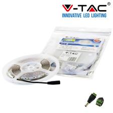 STRISCIA LED 1200 LED V-Tac SMD Bobina 5mt Strip 2835 ALTA LUMINOSITA' IP20