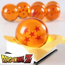 New Dragonball Z Dragon Ball Large 5 Stars Crystal Resin 3'' 7.6cm 1pc only USA