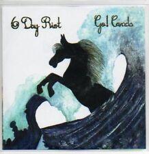 (M800) 6 Day Riot, Go! Canada - DJ CD