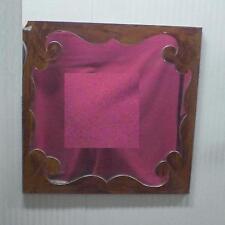 CORNICE DESIGN per Specchio o Foto FERRO BATTUTO cm 70 x 70 - SCONTO 70% . 830