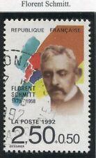 STAMP / TIMBRE FRANCE OBLITERE N° 2749 FLORENT SCHMITT