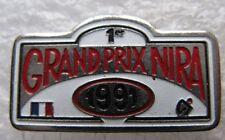 Pin's Grand Prix NIRA 1991 #284