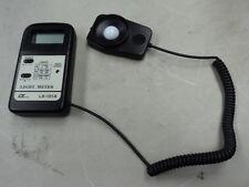 LUTRON LX-101A Light Meter Luminometer Lux Tester Illuminance Meter