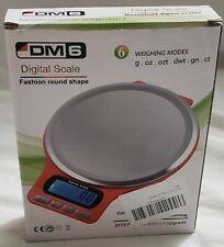 DM6 Weighing Digital Compact Scale 1000g x 0.1g (PB 15)