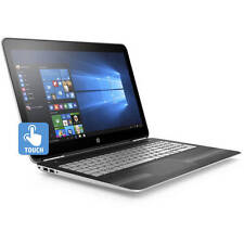 """HP 15t Touch Laptop 15 15.6"""" i7-7700HQ Quad 16GB 128GB 1TB 2GB 1050 Backlit Key"""