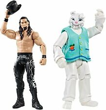 WWE ADAM ROSE & THE CONEJITO NXT WWF BATTLE PACK MATTEL SERIE 38 LUCHA LIBRE