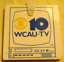Vintage WCAU - TV 10 Key Chain - Television Set -circa 1995