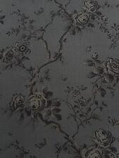 Ralph Lauren Cortina Tela 'Ashfield Floral' 3.7 metros empañada Ropa De Acero