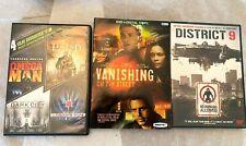 6 Dvd Movies Apocalypse Legend Omega Dark City Logan's Run District 9 Vanishing