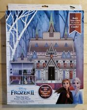 2019 Disney Frozen 2 II Make Your Own Frozen Castle Cardboard Playset stickers