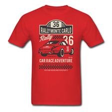 Rally Monte Carlo - Classic Porsche Rally Adventure   Men's T-Shirt
