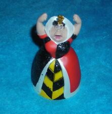 "Disney Alice In Wonderland Queen Of Hearts With Glitter 3.5"" Toy Figure Topper"
