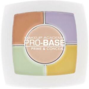 MUA Make Up Academy Pro-Base Prime & Colour Corrector Concealer Palette