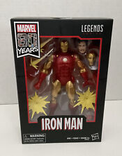 Hasbro Marvel Legends Series 80th Anniversary Iron Man Action Figure
