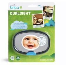 Munchkin BRICA Dual Sight Car Driving Rear View Baby Child Parent Mirror