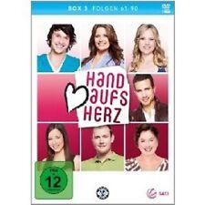 HAND AUFS HERZ (FOLGE 61 - 90) 3 DVD NEU