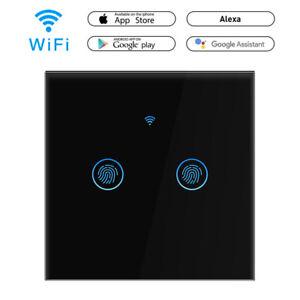 Smart Home Touch Schalter lichtschalter WiFi APP Fernbedienung Alexa echo Google