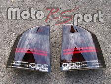 Opel Vectra C schwarze Rückleuchten Black Tail Lights OPC Logo