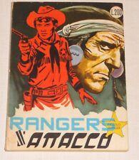 """PICCOLO RANGER """" Gli albi del Cow-boy""""  n.22 continua  Ed. Araldo 1965 !!!!!!"""